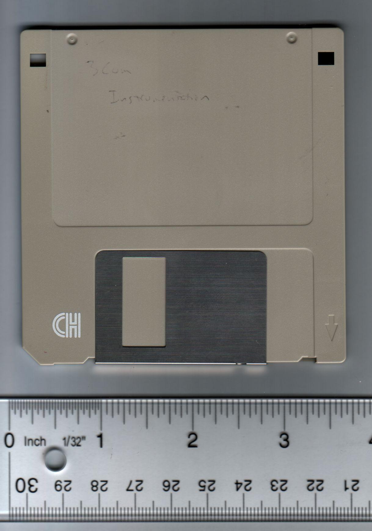 35 Inch Floppy Disk
